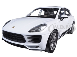 Porsche Macan Turbo | Model Trucks