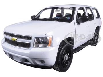 2008 Chevrolet Tahoe Unmarked Police Car | Model Trucks