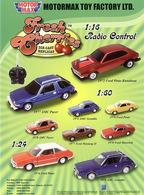 Fresh Cherries Die-cast Replicas | Brochures & Catalogs