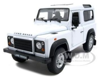Land Rover Defender | Model Trucks