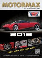 Motormax 2013 Die-Cast Collection | Brochures & Catalogs