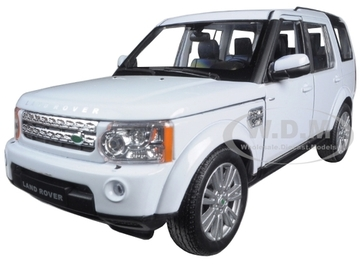 Land Rover Discovery 4 | Model Trucks