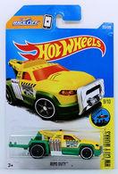 Repo Duty | Model Trucks | HW 2017 - Collector # 355/365 - HW City Works 9/10 - Repo Duty - Yellow - International Long Card