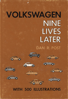 Volkswagen Nine Lives Later | Books