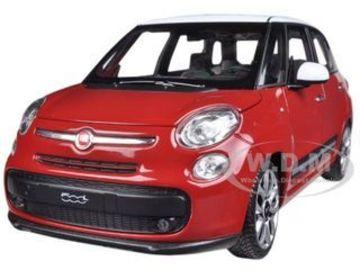 2013 Fiat 500L | Model Cars