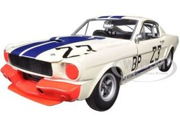 1965 Ford Shelby Mustang GT350 R No. 23 Charlie Kemp The Winningest Shelby Ever | Model Racing Cars