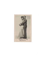 "Vintage 1960's ""Peaches & Herb"" postcard signed by Peaches  