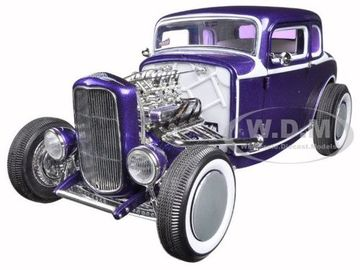 1932 Ford 5 Five Window Coupe | Model Cars