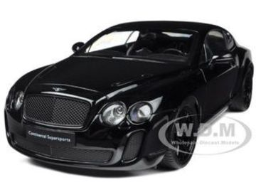 Bentley Continental Supersports Coupe | Model Cars