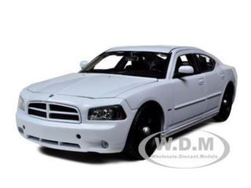 2006 Dodge Charger R/T Unmarked Police Car | Model Cars