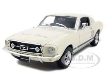1967 Ford Mustang GT | Model Cars