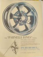 "The ""Parnelli Jones"" Wheel | Print Ads"