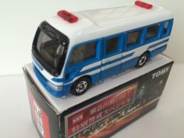 Toyota Coaster Emergency Response | Model Buses
