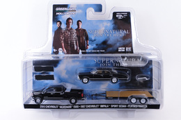 Supernatural - Hitch & Tow | Model Vehicle Sets