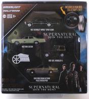Supernatural - Join The Hunt | Model Vehicle Sets