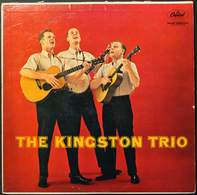 The Kingston Trio (Album) | Audio Recordings (CDs, Vinyl, etc.) | The Kingston Trio - The Kingston Trio.