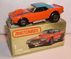 Matchbox 1 75 series dodge challenger model cars bdaf9125 aa31 4f53 b29a 1b9b705088dc medium