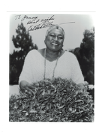 """Esther Rolle--""""Florida Evans"""" of Good Times Autograph 