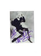 Mamie Van Doran signed Autograph | Posters & Prints