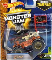 Pirates Curse | Model Trucks | Hot Wheels Monster Jam Pirates Curse