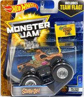 Scooby-Doo | Model Trucks | Hot Wheels Monster Jam Scooby Doo