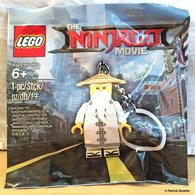 "Lego Ninjago Keychain ""Master Wu"" | Keychains"