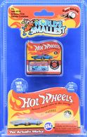 Twin Mill | Model Cars | Super Impulse Worlds Smallest Twinmill Blue