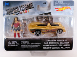 Amazonian Warrior Set | Model Vehicle Sets | Justice League - Mighty Mini's (front)