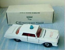 Imperial Crown Coupe Police | Model Cars