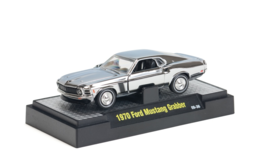 1970 Ford Mustang Grabber Limited | Model Cars