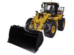 Caterpillar 966K XE Wheel Loader with Advanced Powertrain | Model Construction Equipment