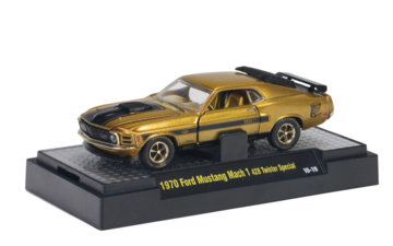 1970 Ford Mustang Mach 1 428 Twister Special | Model Cars