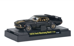 1970 Ford Mustang Mach 1 351 | Model Cars