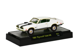 1969 Plymouth Cuda | Model Cars