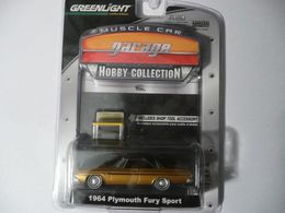 Plymouth Fury Sport 1964 | Model Cars