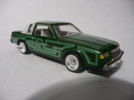 Buick Regal Model Cars Hobbydb