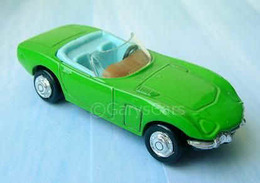 Toyota 2000 GT Convertible | Model Cars