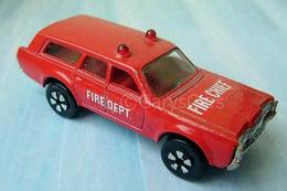 Mercury Commuter Fire Chief | Model Cars