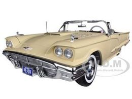 1960 Ford Thunderbird Convertible | Model Cars