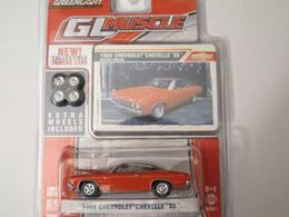 Greenlight gl muscle chevrolet chevelle ss 1969 model cars 28c71e18 e5b0 49c1 9ee1 c429d179227d medium
