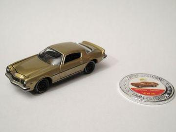 1976 Chevy Camaro | Model Cars | hobbyDB