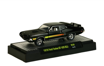 1970 Ford Torino GT 429 SCJ | Model Cars