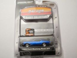 Greenlight muscle car hobby collection ford mustang boss 302 1969 model cars 2a4c5cb9 c28a 4a5e a602 0bbc3b6d8fd0 medium