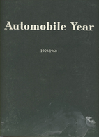 Automobile Year 1959-1960 (#7) | Books