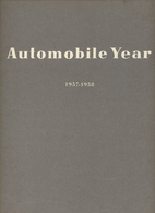 Automobile Year 11957-1958 (#5) | Books