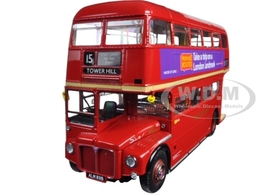 AEC Routemaster Double Decker Bus RM2089-ALM89B | Model Buses