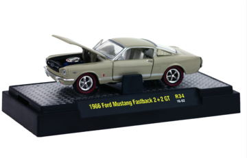 1966 Ford Mustang GT 2+2 Fastback | Model Cars