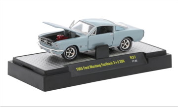 1965 Ford Mustang Fastback 2+2 200 | Model Cars