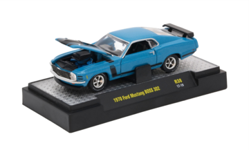 1970 Ford Mustang Boss 302 | Model Cars