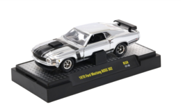 1970 Ford Mustang Boss 302 Chrome Car | Model Cars